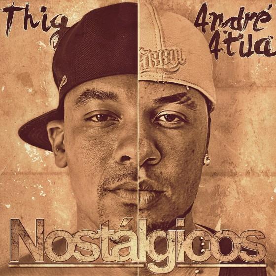 André Atila e Thig lançam álbum juntos