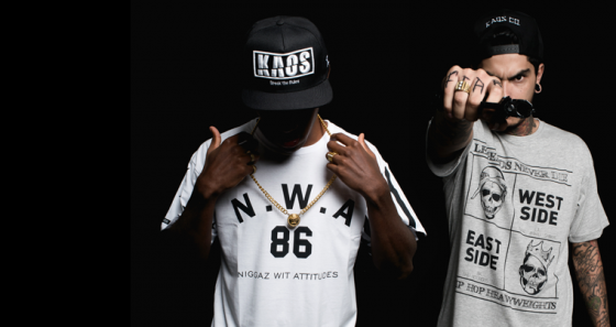 A marca KAOS lança sua nova coleção, intitulada Tudo ou Nada.