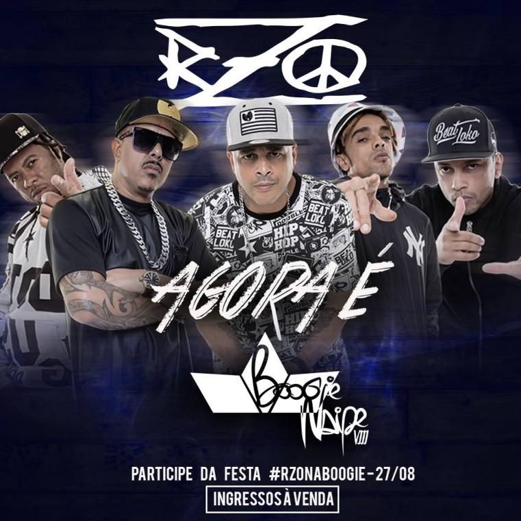Boogie Naipe anuncia parceria com RZO
