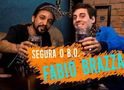 Max B.O. e Fábio Brazza fazem programa totalmente em freestyle