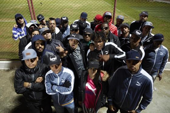 Atletas internacionais e rappers brasileiros se unem contra o Racismo