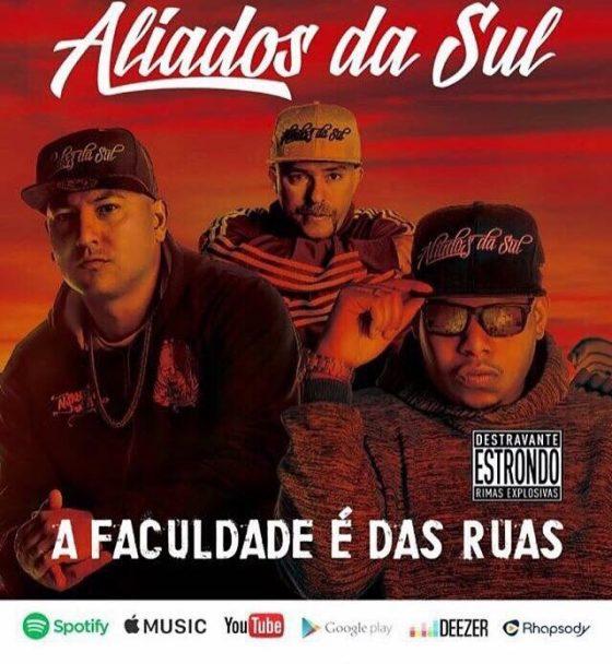 """Aliados da Sul lança Lyric Vídeo da música """"Politicus"""""""