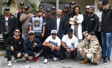 Bagua Records estampa capa da Revista Rap Nacional. Assista o Making Of!