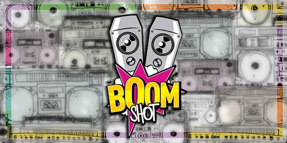 Escute o programa Boomshot com Kamau e Rashid