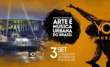 Em setembro, Brasília receberá o maior festival de Hip Hop do país