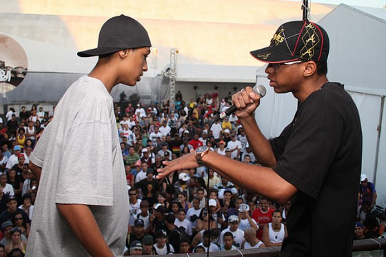 Evento de cultura hip hop acontece em Bento Gonçalves, na Serra do RS