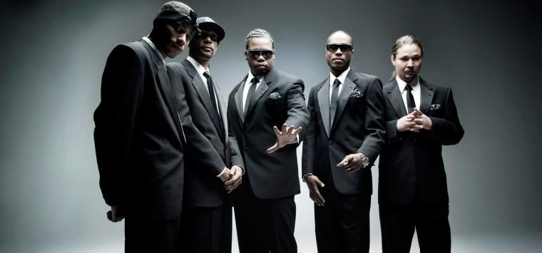 Em vídeo integrantes do Bone Thug-N-Harmony falam sobre a turnê no Brasil