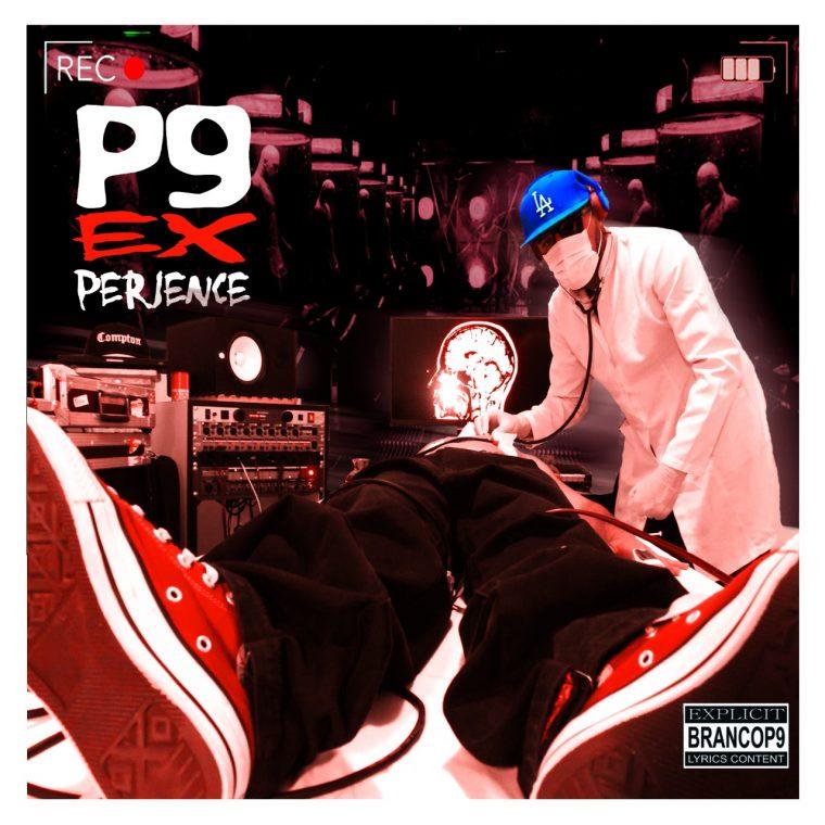 """BrancoP9 disponibiliza single do novo álbum """"P9 EX PERIENCE"""""""