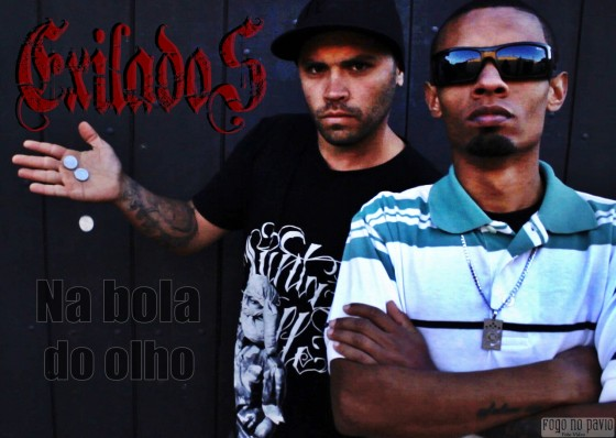 """Exilados lança """"Na Bola do Olho"""". Escute e baixe!"""