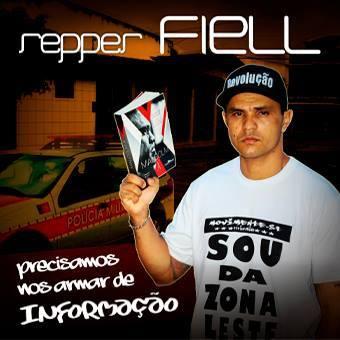 "Rapper Fiell lança novo videoclipe ""Virando o Jogo Zona Leste"""