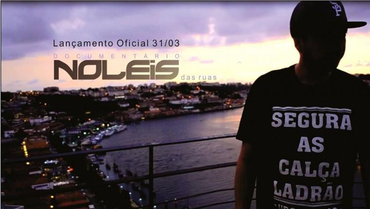 """Rapper gaúcho """"NOLEIS"""" prepara documentário para março"""