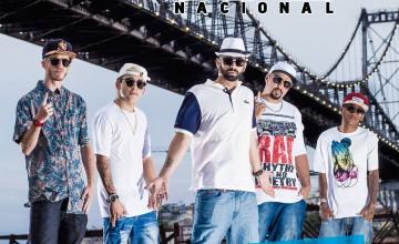Floripa MC's & Bang do Ca$h representam o sul do país na capa da Revista Rap Nacional N°11