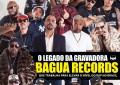 Bagua Records estampa capa da Revista Rap Nacional N°15