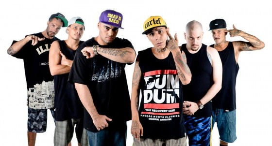 "Cartel MC's lança disco duplo ""Sin City"". Escute aqui!"