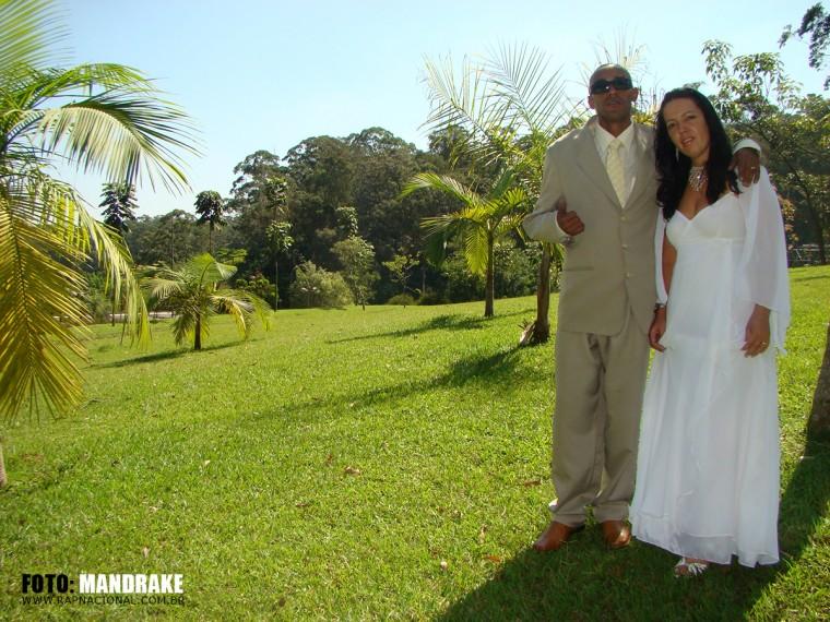 O casamento de Dina Di e Tchock!