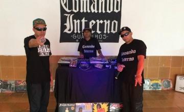"Comando Interno disponibiliza vídeo da música ""Nada Sob Controle"""