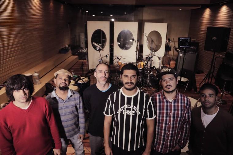 Criolo entra em estúdio e começa gravar o novo disco