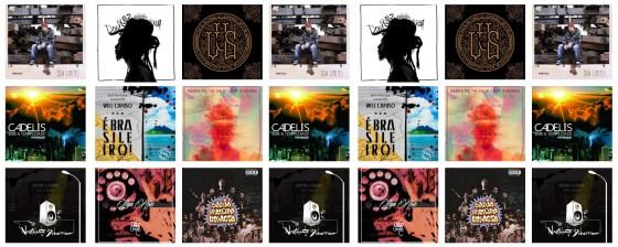 Os 9 melhores discos de Rap Curitibano em 2015