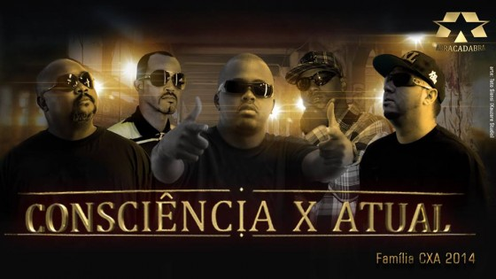 Consciência X Atual disponibiliza para download o primeiro single do novo álbum