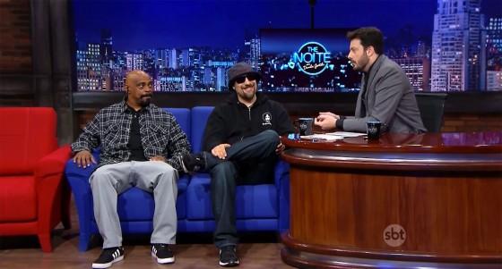 Danilo Gentili entrevista Cypress Hill. Assista aqui!
