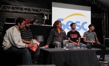 """""""Triunfo a Sabotage"""" reúne grandes nomes do hip hop em São Paulo"""