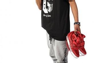 Tênis assinado por DJ Cia é sucesso de vendas da Double-G