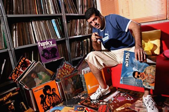 """Baixe uma nova faixa do álbum """"DJ Hum e o Expresso do Groove"""""""