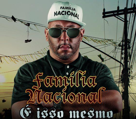 """Conheça Família Nacional com o álbum """"É Isso Mesmo"""" e seus participantes"""
