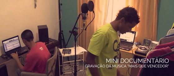 """Gênesis MC's lança mini-documentário sobre a gravação do EP """"A Gang"""""""