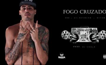 """Don da Família Corleone lança novo single """"Fogo Cruzado"""""""