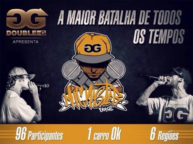 A primeira etapa da Mic Master Brasil acontece hoje na Mary POP, em São Paulo