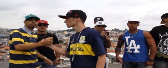 """Edk lança videoclipe """"Só Quem É! É, Quem Não É Cabelo Voa"""""""