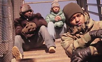 "Eli Efi participa de videoclipe ""Winter in NY"" gravado no Bronx em NY"
