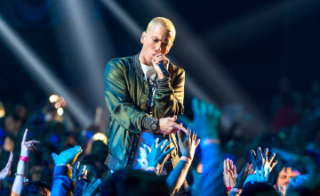 Eminem volta ao Brasil para show no festival Lollapalooza 2016