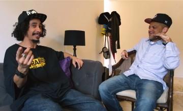 """KL Jay retorna com a websérie """"Estamos Vivos"""". Assista o novo episódio com Shawlin!"""