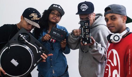 ESPECIAL DIA DO DJ: KL Jay e seus filhos, uma família de DJs