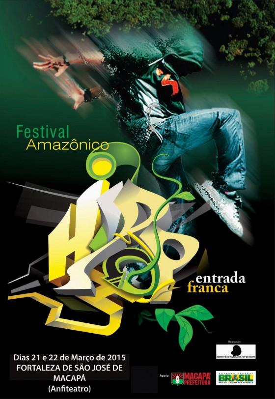 Amapá se prepara para receber a maior celebração da cultura hip-hop da Amazônia – FESTIVAL AMAZÔNICO DE HIP HOP