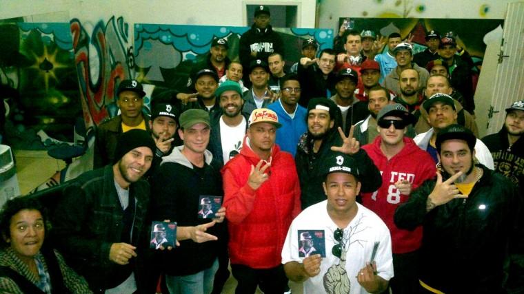 Militantes do Hip Hop de Florianópolis reúnem-se para planejar ações do movimento local