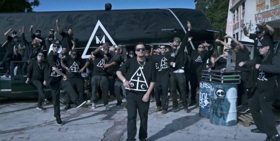 A Praga: Novo videoclipe do Haikaiss trás Damassaclan em peso