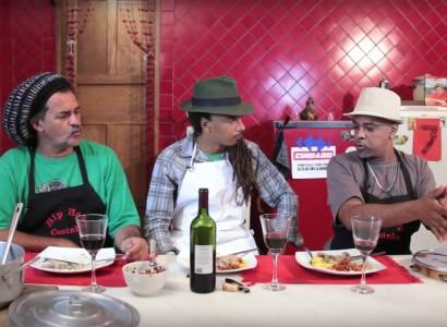 Nova temporada do Hip Hop cozinha trás Nelson Triunfo e Zé Brown no primeiro episódio