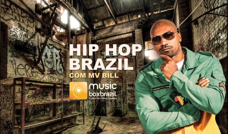 Participe do programa de videoclipes do Mv Bill no canal Music Box Brazil