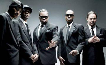 GALÁTICOS PRODUÇOES APRESENTA: Bone Thugs-n-Harmony 8/3