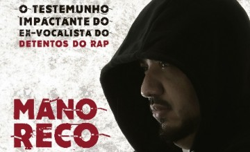 """Mano Reco lança livro """"Não é palco, é altar"""", na Bienal de São Paulo"""
