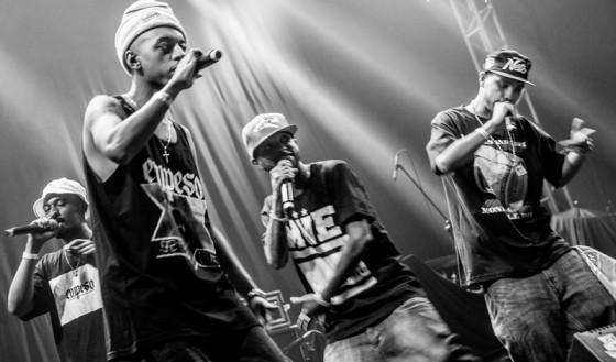 5 pra 1 é atração do Clube do Rap