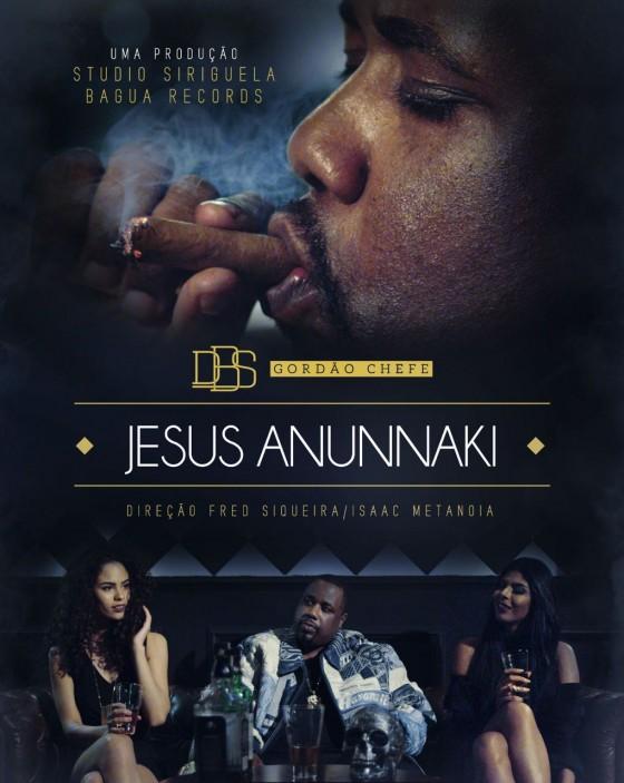 "DBS lança videoclipe da inédita ""Jesus Anunnaki"""