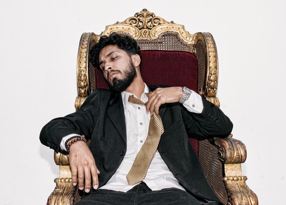 Rashid Lanca Album Crise Com 10 Faixas Portal Rap Nacional