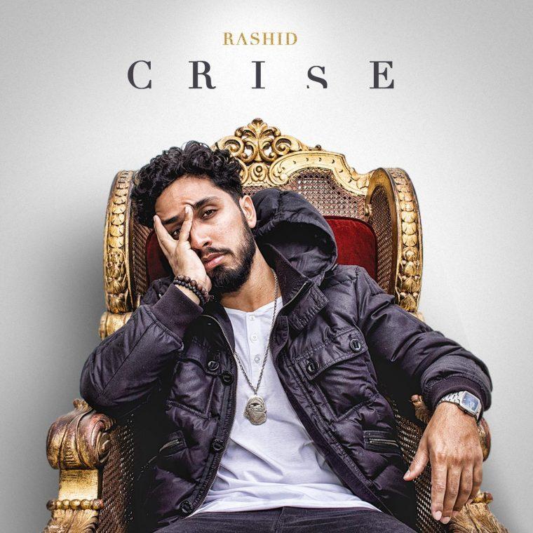 "Rashid lança álbum ""CRISE"", com 10 faixas"