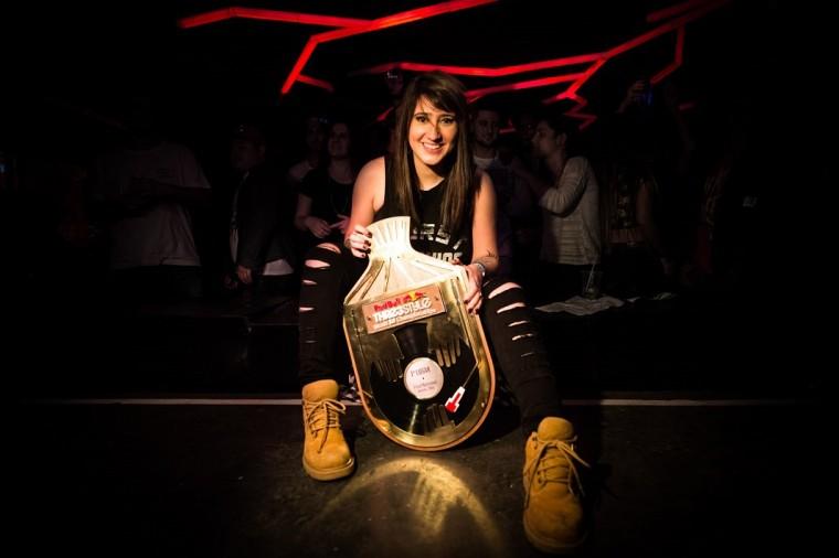 DJ Cinara representará o Brasil em campeonato mundial de DJs em Tóquio