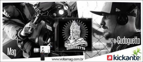 Rapper Gudoguetto apoia campanha e volta do ex líder do Facção Central Mag