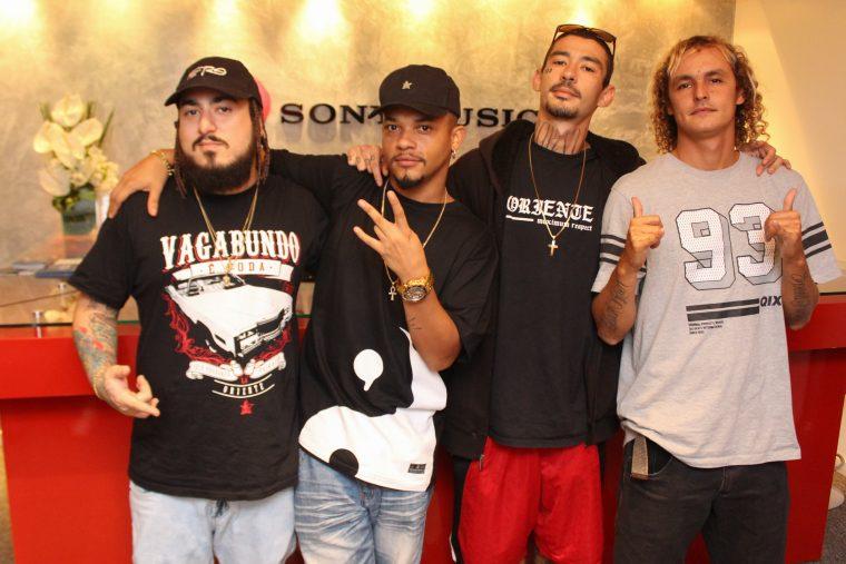 Banda Oriente assina com a Sony Music Brasil